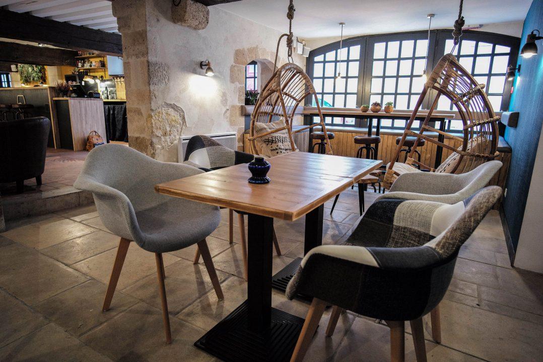 Nouveau bar à vins, La chopine ouvre samedi 15