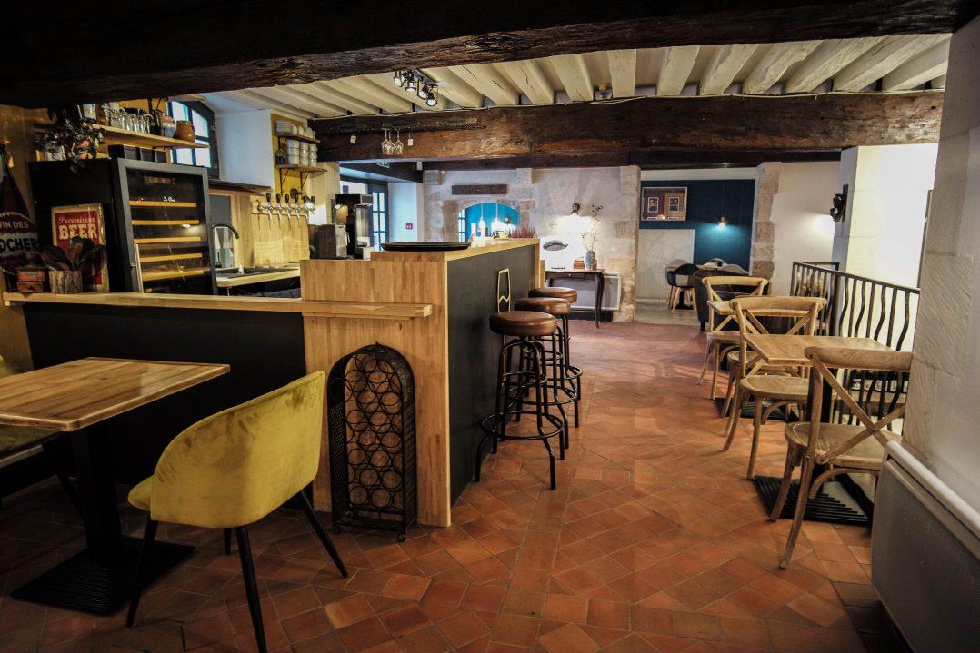 Nouveau bar à vins, La chopine ouvre samedi 14