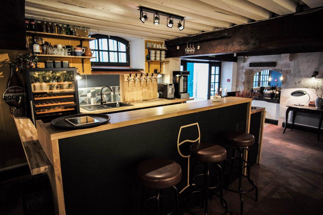 Nouveau bar à vins, La chopine ouvre samedi 2