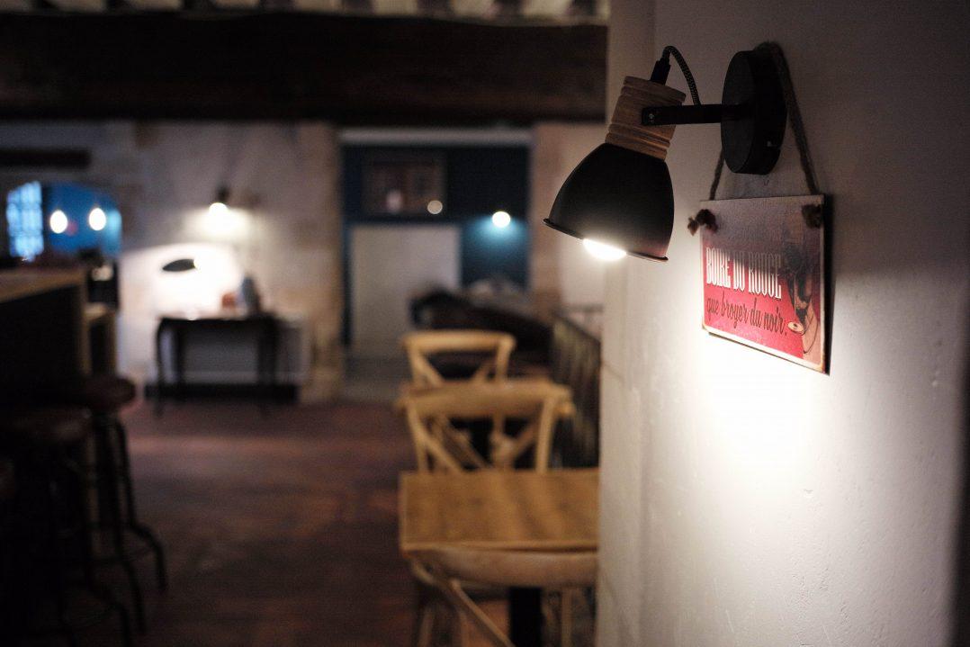 Nouveau bar à vins, La chopine ouvre samedi 12