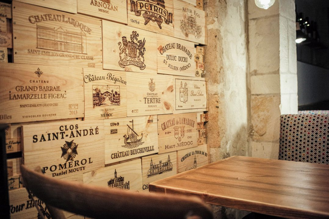 Nouveau bar à vins, La chopine ouvre samedi 13