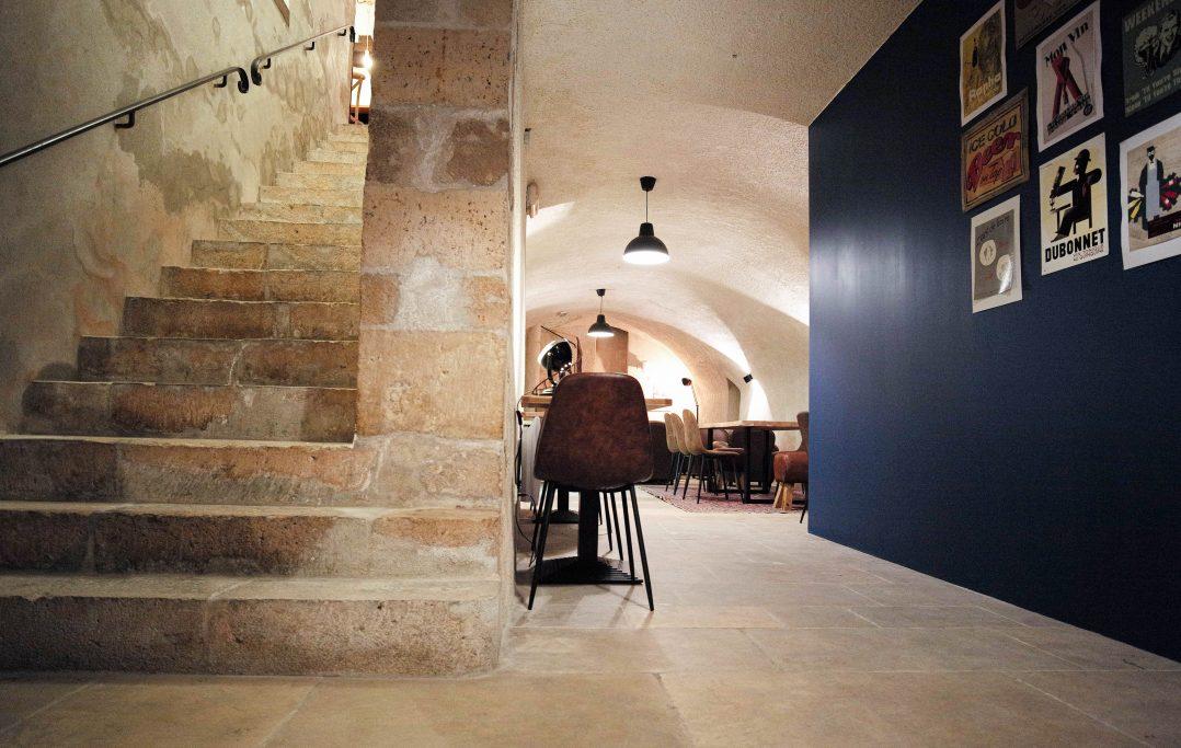 Nouveau bar à vins, La chopine ouvre samedi 18