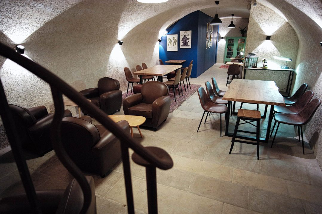 Nouveau bar à vins, La chopine ouvre samedi 21