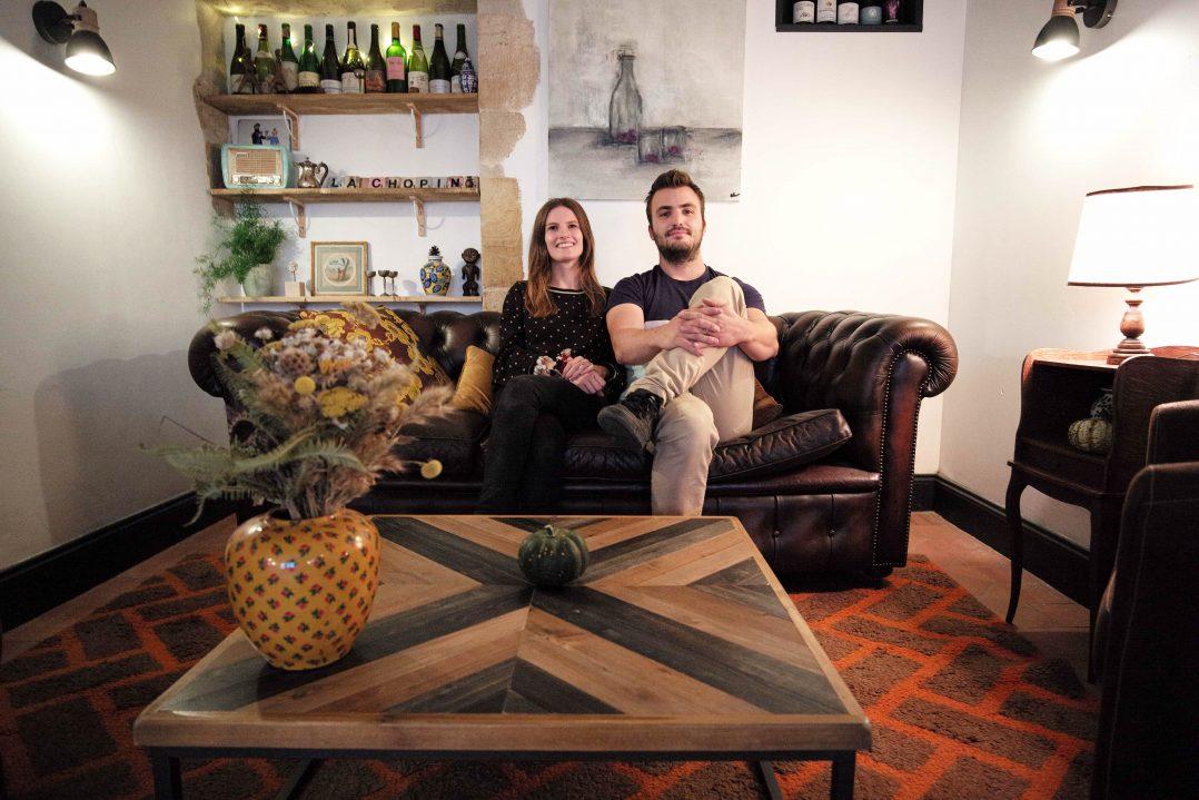 Nouveau bar à vins, La chopine ouvre samedi 16