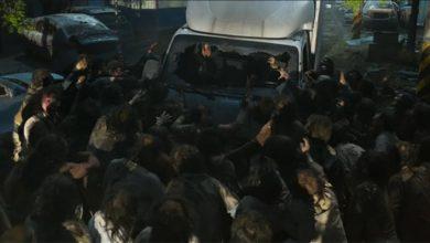 Photo de Peninsula, de Sang-ho Yeon : un zombie, en Corée?