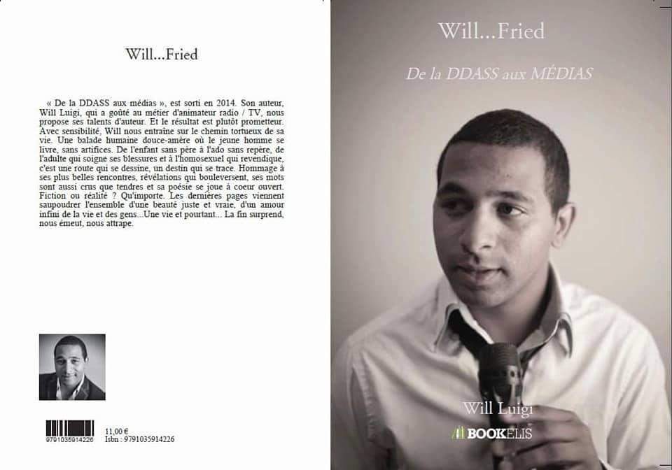 De la vie de roman à l'écriture passionnée : Will Luigi, une personne à part 3
