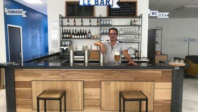Photo de La Bière La pucelle d'Orléans inaugure son pub