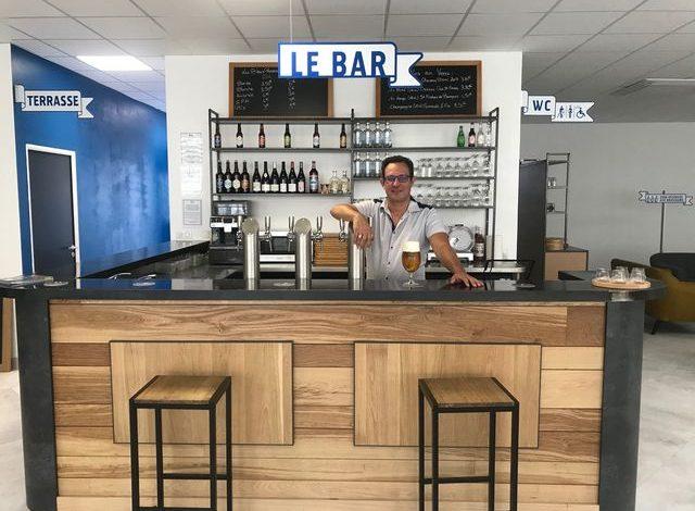 La Bière La pucelle d'Orléans inaugure son pub 1