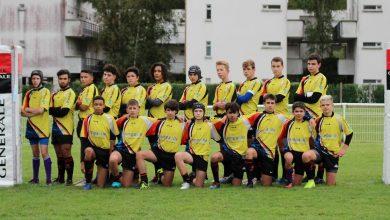 Photo de Les jeunes rugbymen de l'ERAO s'imposent en U16 et U19