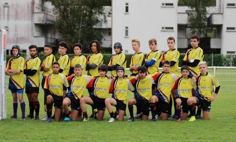 Les jeunes rugbymen de l'ERAO s'imposent en U16 et U19 1