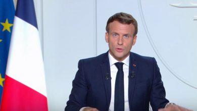 Photo de Emmanuel Macron annonce un nouveau confinement national jusqu'au 1er décembre