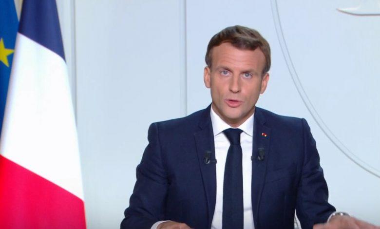 Emmanuel Macron annonce un nouveau confinement national jusqu'au 1er décembre 1