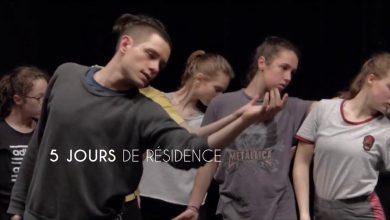 Danse à la MAM d'Orléans : CIE SAM X GESTU'ELLE, du 26 au 31 octobre 43