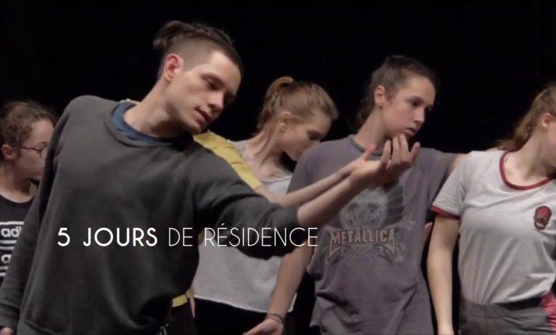 Danse à la MAM d'Orléans : CIE SAM X GESTU'ELLE, du 26 au 31 octobre 1