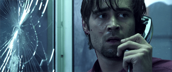 L'enfermement au cinéma: Phone Game, de Joel Schumacher, le smartphone devenu cabine 1