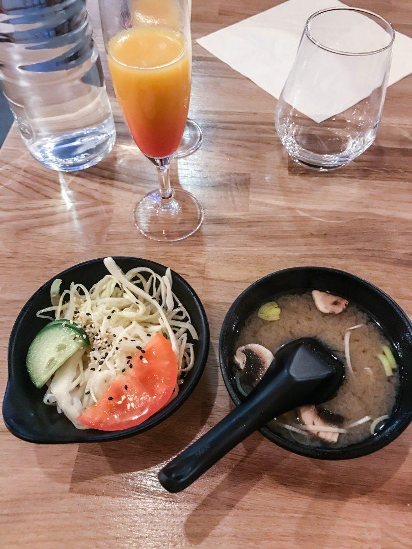 Poke sushi, un restaurant japonais place Châtelet 6