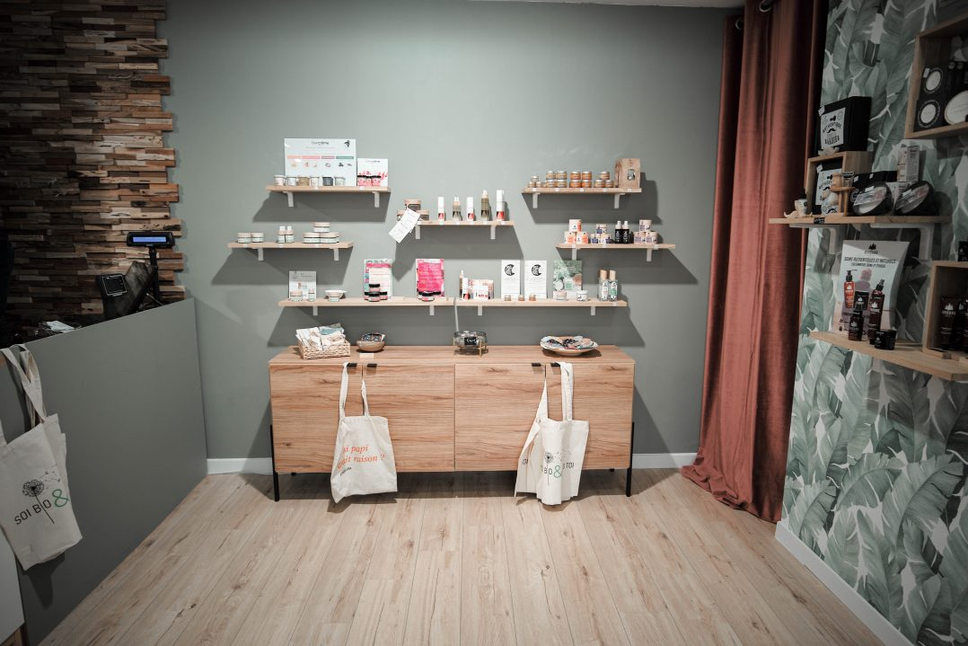 Soi Bio et T'es Toi, une boutique zéro déchet en hyper centre 4