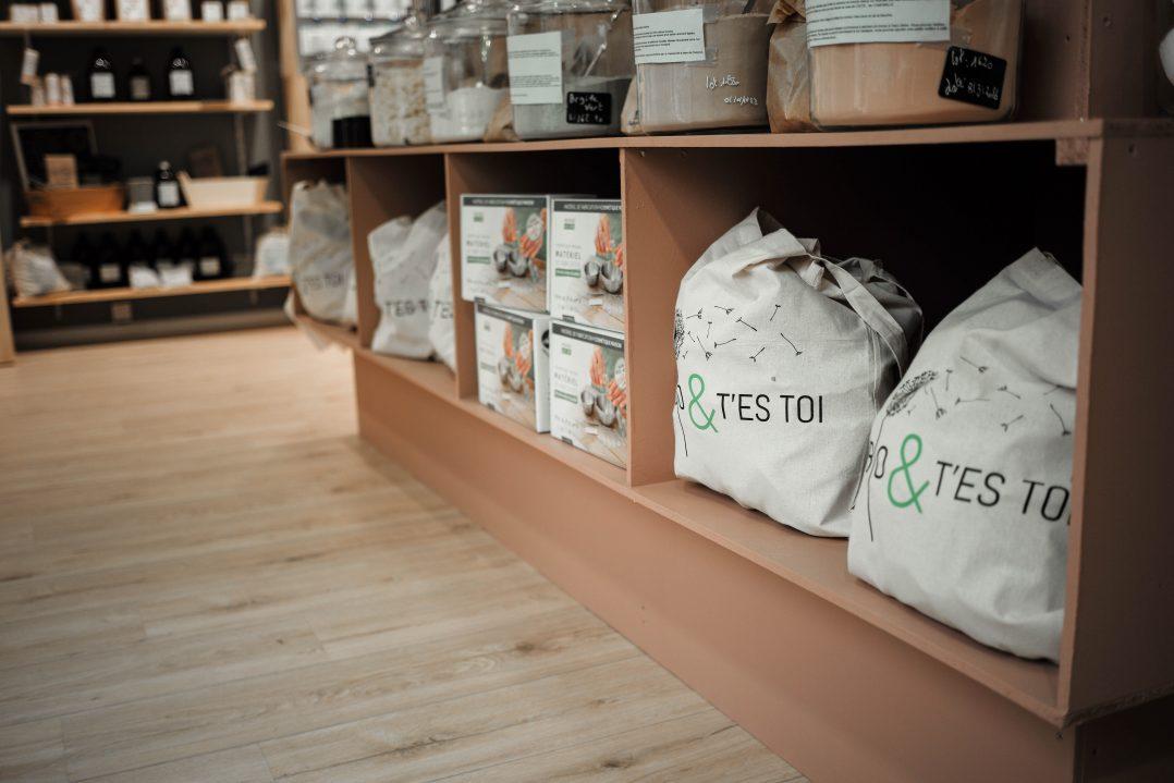 Soi Bio et T'es Toi, une boutique zéro déchet en hyper centre 5