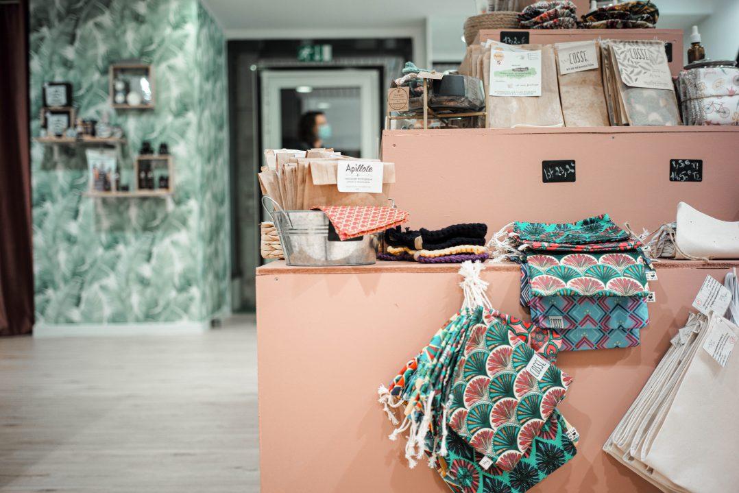 Soi Bio et T'es Toi, une boutique zéro déchet en hyper centre 8
