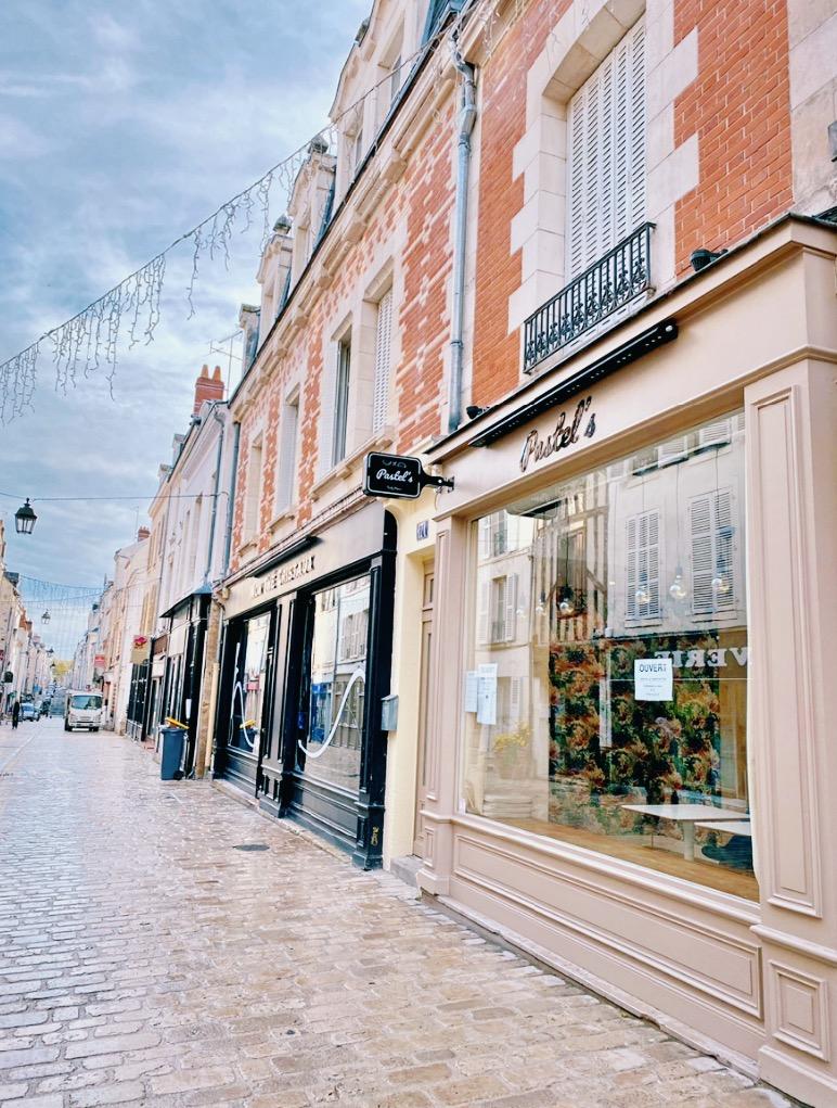 Pastel's le nouveau bar à chaussons à Orléans 3