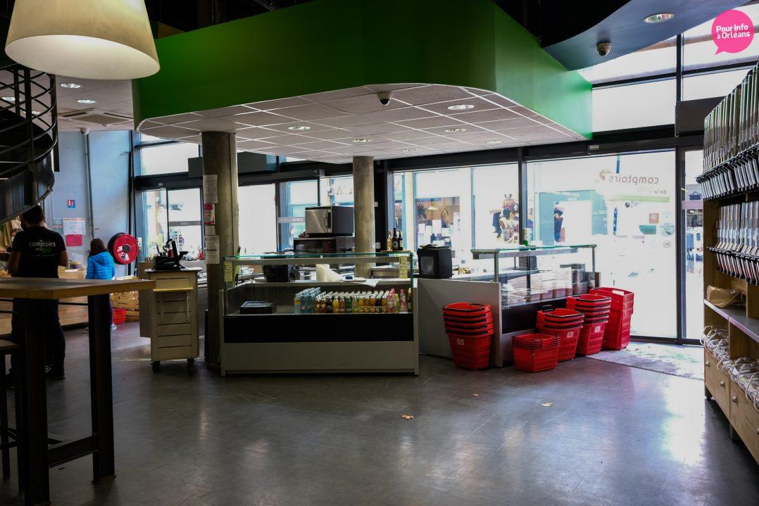 Les Comptoirs de la Bio remplacent Etik et Bio en centre ville 4