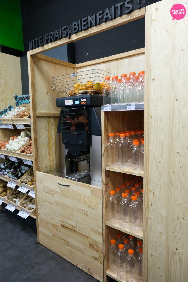 Les Comptoirs de la Bio remplacent Etik et Bio en centre ville 12