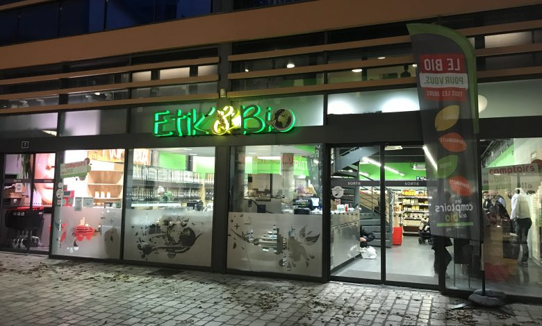 Les Comptoirs de la Bio remplacent Etik et Bio en centre ville 1