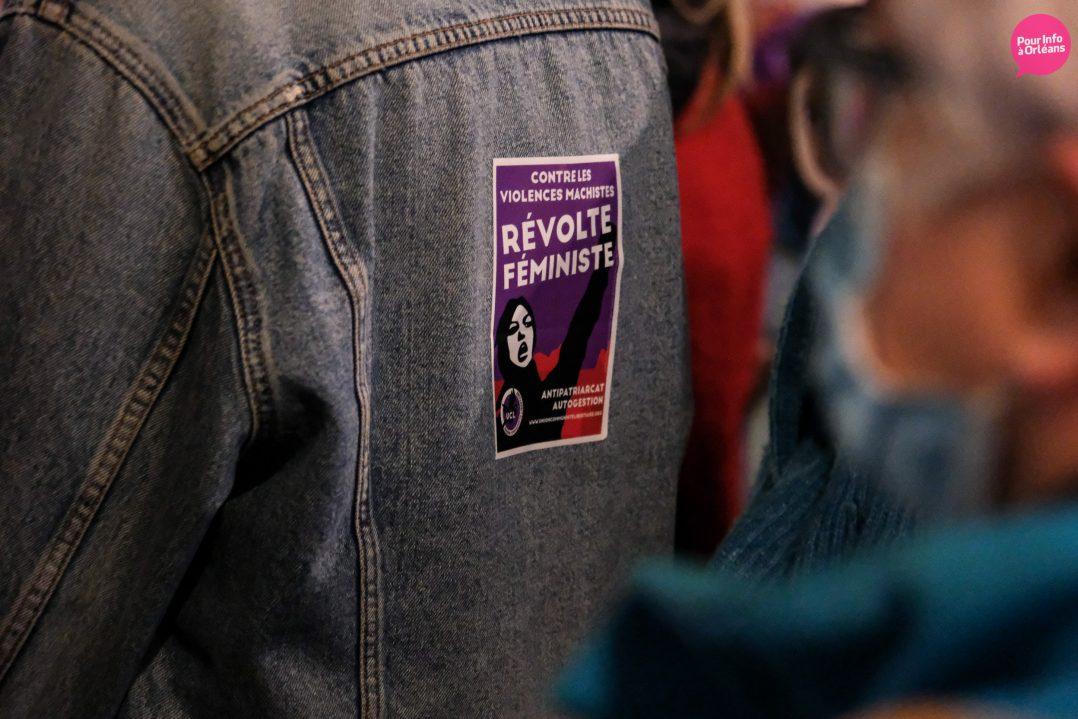 Un rassemblement contre les violences à l'égard des femmes 12