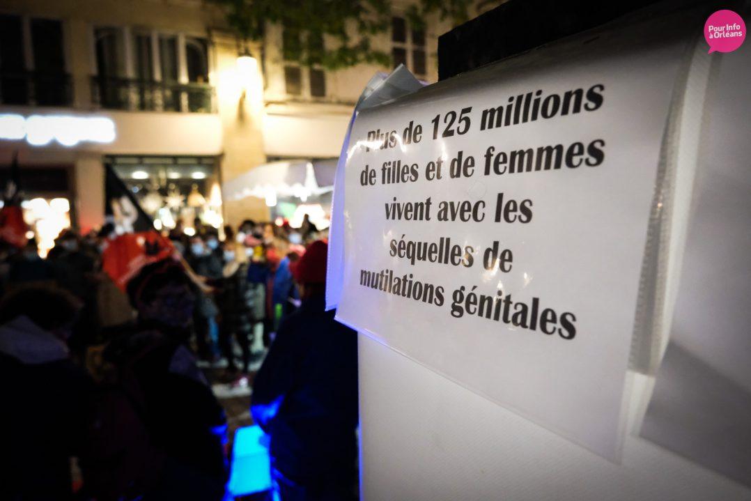 Un rassemblement contre les violences à l'égard des femmes 19