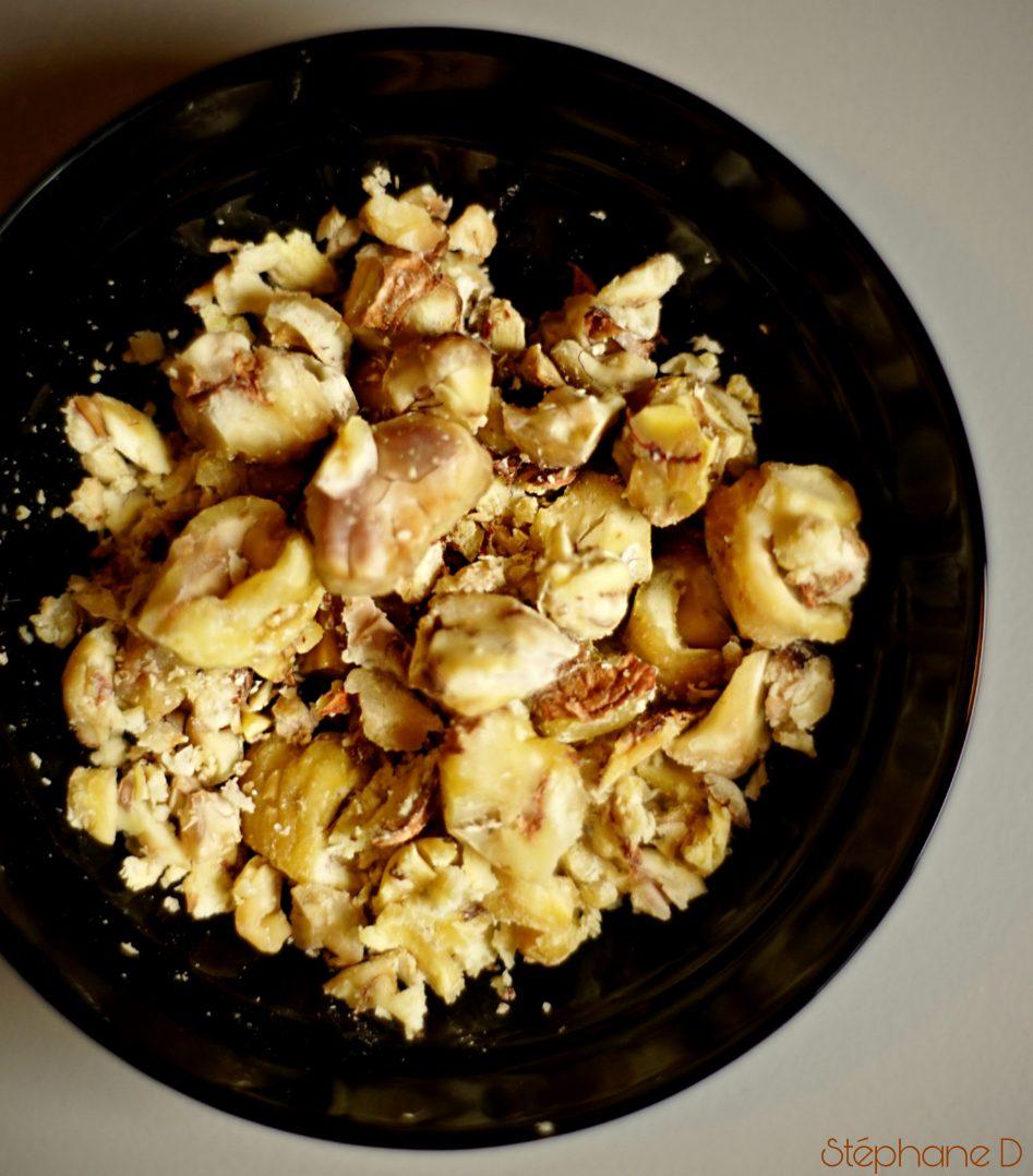 Tarte pommes châtaignes 3