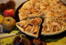 Photo de Tarte pommes châtaignes