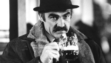Photo de L'enfermement au cinéma : Sean Connery, confiné