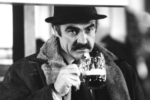 L'enfermement au cinéma : Sean Connery, confiné 1