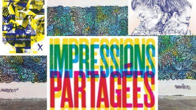 Photo de Quatre œuvres originales d'artistes Orléanais de street art à gagner dès ce soir !
