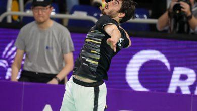 Photo de L'Orléans Masters de badminton avancé d'une semaine