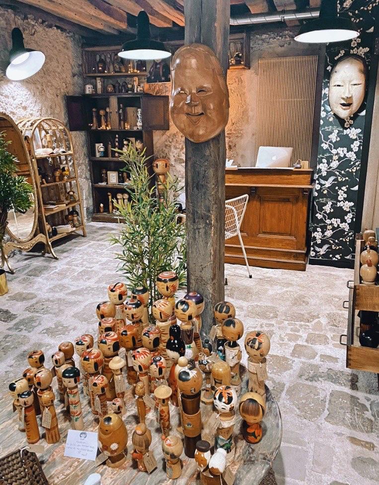 Oh mon vintage ! La nouvelle boutique d'Arts Japonais ancien à Orléans 4