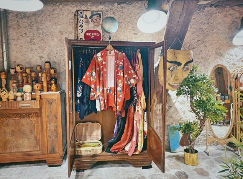 Oh mon vintage ! La nouvelle boutique d'Arts Japonais ancien à Orléans 3
