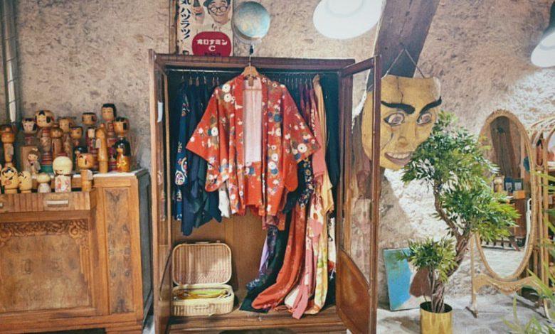 Oh mon vintage ! La nouvelle boutique d'Arts Japonais ancien à Orléans 1