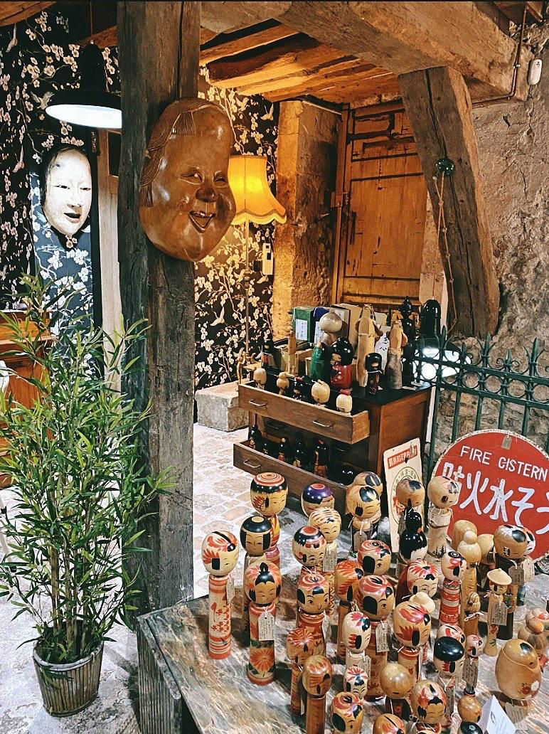 Oh mon vintage ! La nouvelle boutique d'Arts Japonais ancien à Orléans 5