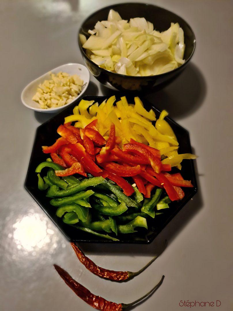 Recette Chili con carne 2