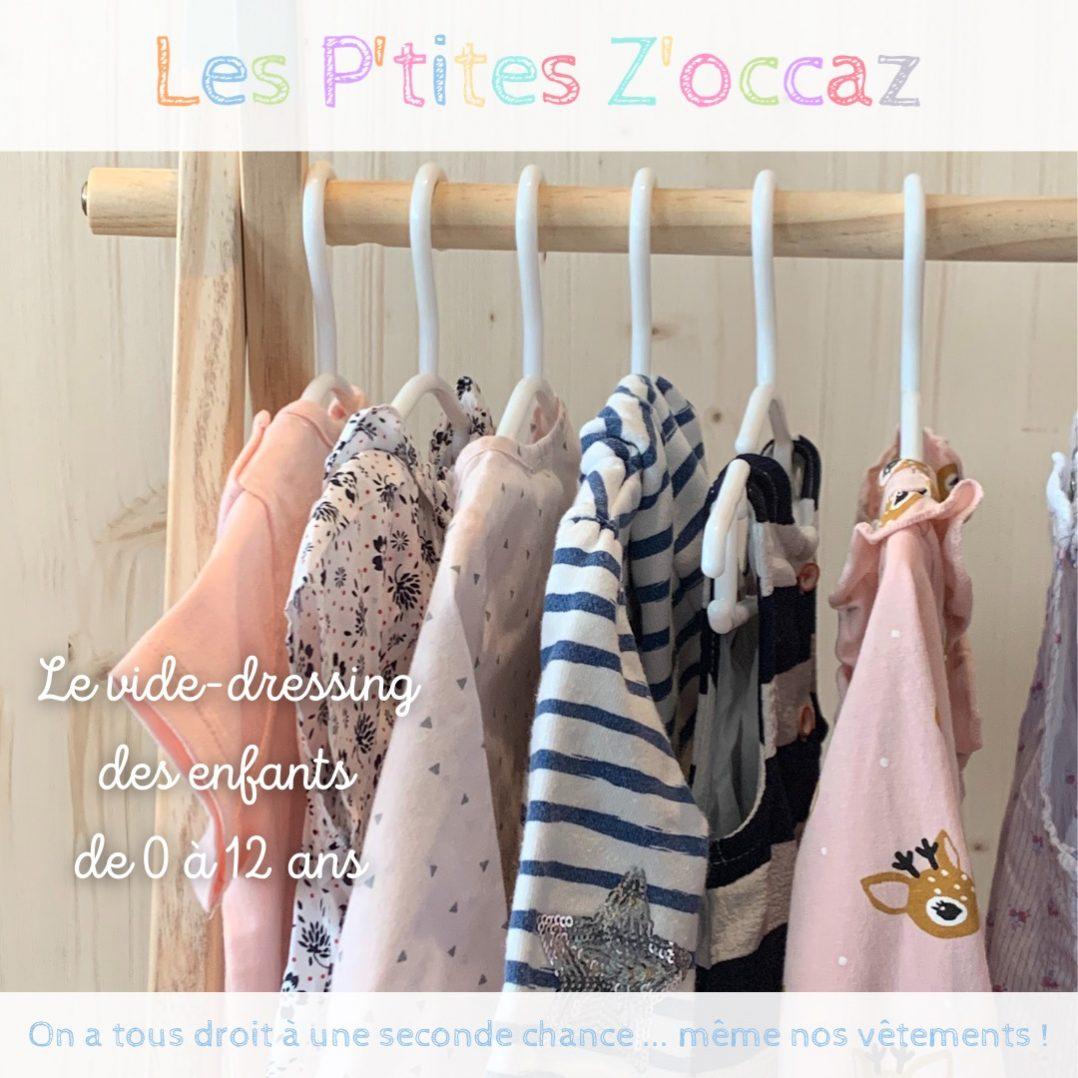 """""""Les P'tites Z'Occaz"""" habille vos enfants : futé et responsable 4"""
