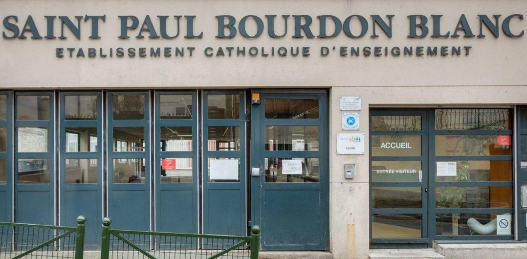Lycée Saint-Paul Bourdon-Blanc : l'élève positif au Covid-19, présente la forme dit du variant anglais 2