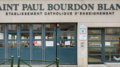 Photo de Lycée Saint-Paul Bourdon-Blanc : l'élève positif au Covid-19, présente la forme dit du variant anglais