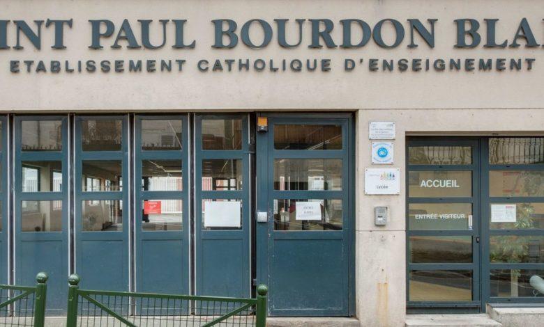 Lycée Saint-Paul Bourdon-Blanc : l'élève positif au Covid-19, présente la forme dit du variant anglais 1