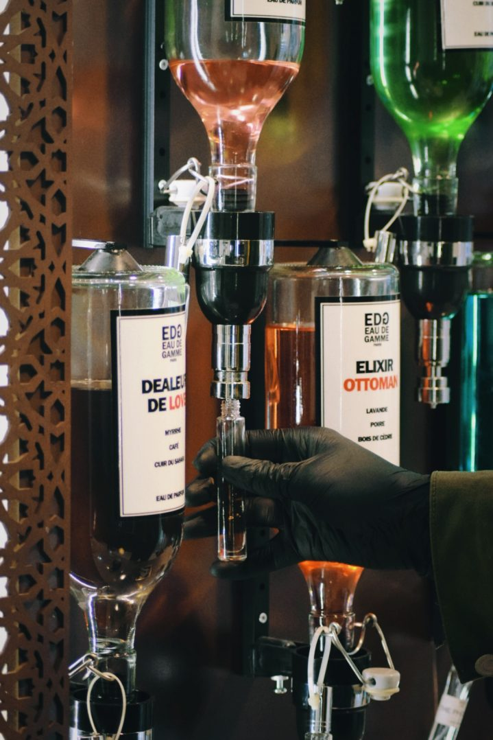 EAU DE GAMME : Le nouveau bar à parfums à Orléans ! 4