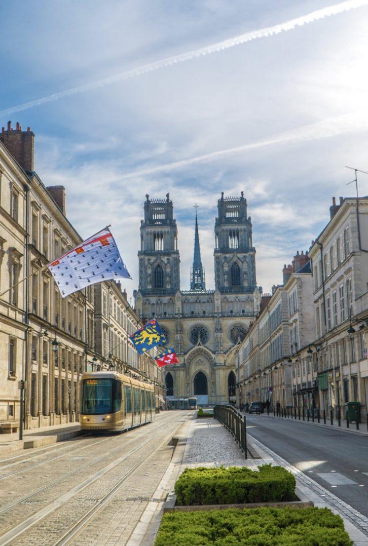 Les visites guidées d'Orléans Val de Loire Tourisme 2