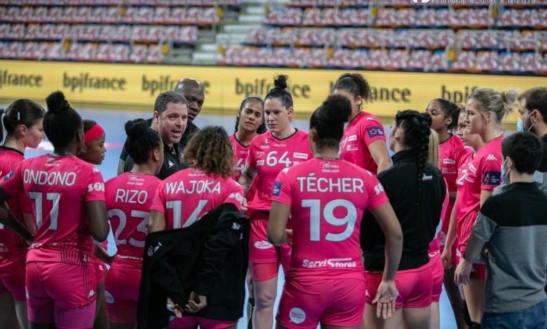 Les quinze travaux du Fleury Loiret Handball 1
