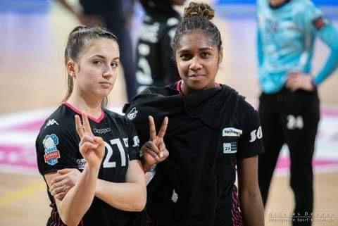 Alexandra Lacrabère ne défendra plus les couleurs des Panthères la saison prochaine ! 2