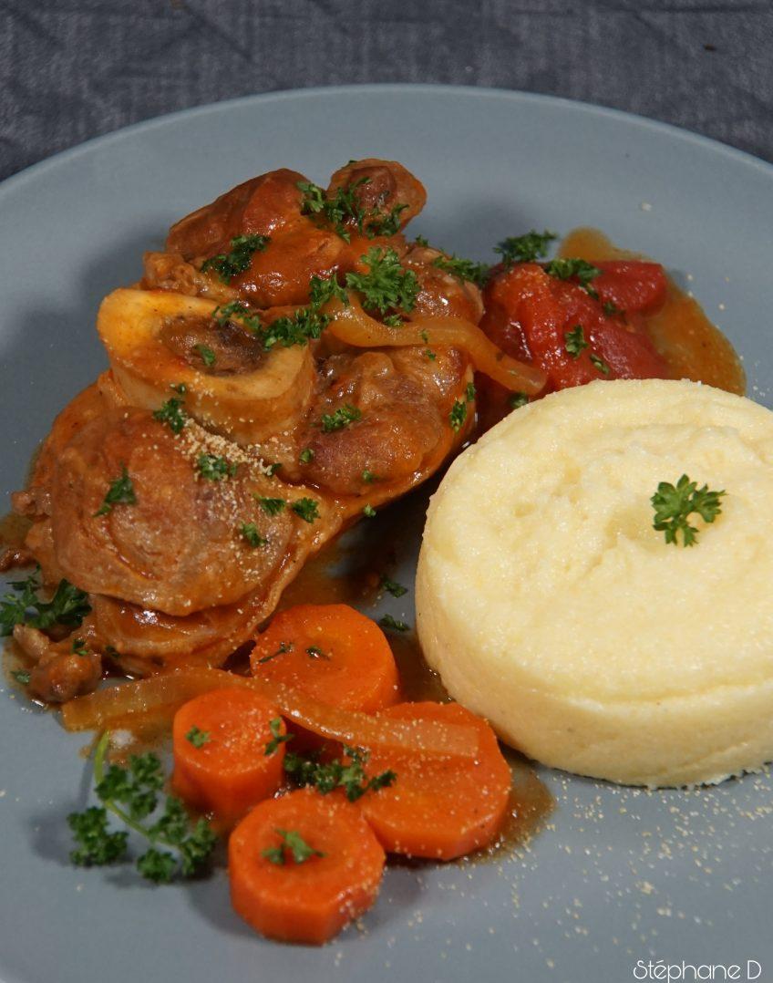 Un plat simple de saison : OSSO BUCCO 4
