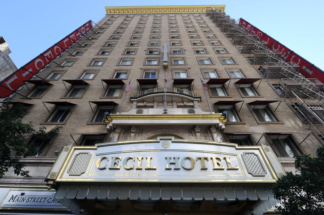 La disparue du Cecil hotel sur Netflix : des images et des questions. 5